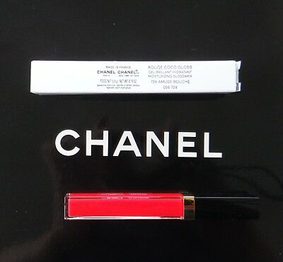Chanel Rouge Coco Gloss Nr.738 Amuse Bouche  5,5 g NEU!