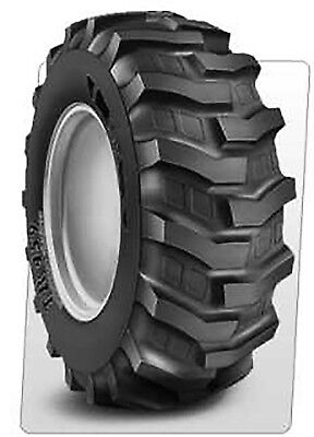 18.4-24 Tire- Bkt R-4 Tr459 Tubeless Backhoe Tire 18.4X24 12 Ply