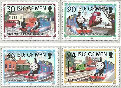 IOM Stamp card No: 16 ( set of 6 ) Mint  ( Lot 1 )