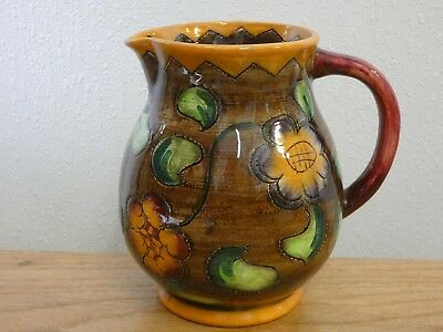 Shorter & Son Period Ware Art Deco Medina Jug Mabel Leigh
