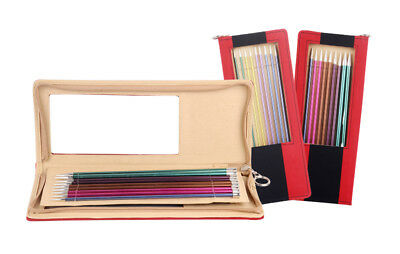 """Knitter's Pride Zing Single pointed Needle Set 10"""" or 14"""""""