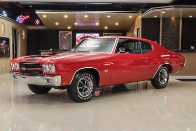 1970 Chevrolet Chevelle  Frame Off, Rotisserie Restored! GM 396ci/350hp V8, TH350 Automatic, PS, PB, Disc