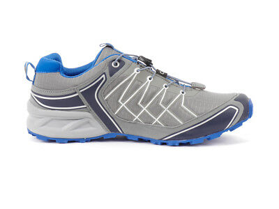 CMP Hiking Shoe Hiking Shoes Super x Grey Quick Lacing Ortholite