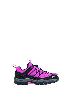 CMP Hiking Shoes Hiking Shoe Hiking Kids Rigel Low Pink Suede
