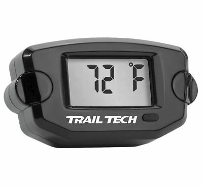Trail Tech TTO Water Temp Meter / 22mm - Black 742-EH2