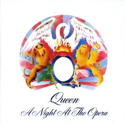 Queen - A Night At The Opera - Queen CD 7UVG The Fast Free Shipping