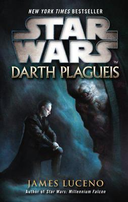 Star Wars: Darth Plagueis by Luceno, James | Paperback Book | 9780099542643 | NE