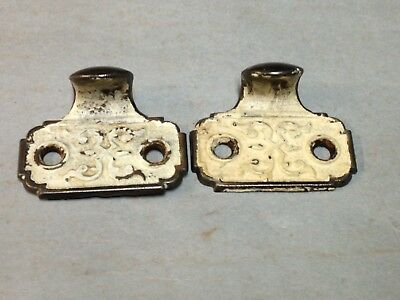 Antique Vintage Cast Iron Shabby Victorian Window Lift Pull Part