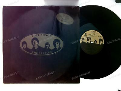 The Beatles - Love Songs - GDR 2LP 1977 FOC /3