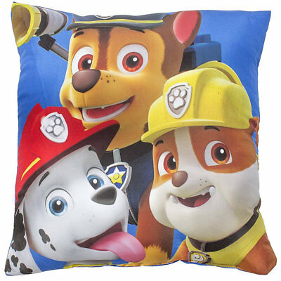 Paw Patrol Cushion - Pawsome