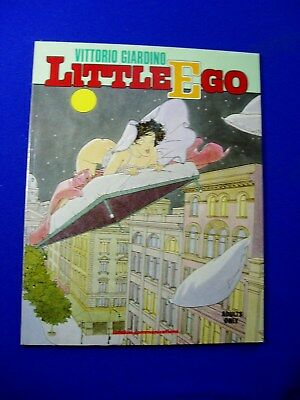 Little Ego Giardino: underground paperback. 1st edition (Catalan May 1989) . VFN