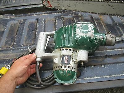 Vintage LARGE HEAVY Rotary Hammer Drill