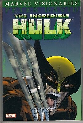 Incredible Hulk Marvel Visionaries Peter David Volume 2 TP Todd McFarlane