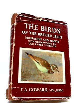 The Bird of the British Isles T.A Coward 1958 Book 59737