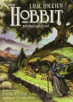 The Hobbit: Graphic Novel by Tolkien, J. R. R.   Paperback Book   9780261102668