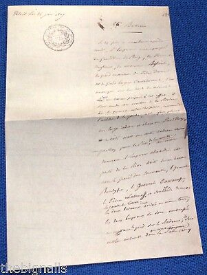 1807 Bulletin meetin of two Emperors Napoleon and Alexander