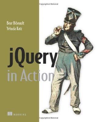 jQuery in Action,Bear Bibeault,Yehuda Katz