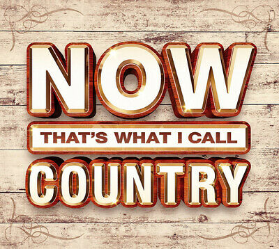 Various Artists : Now That's What I Call Country CD (2017) ***NEW***