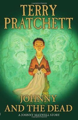 BOOK-Johnny and the Dead (Johnny Maxwell),Terry Pratchett- 9780552551