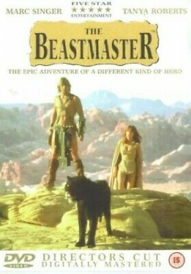 The Beastmaster [DVD][1982] -  CD X9VG The Fast Free Shipping