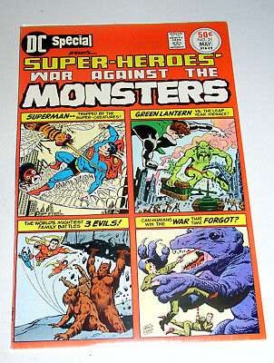 Dc Special 21  Dc Super-Heroes War On Monsters #21
