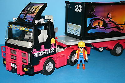 Sunset American Truck 3187 von Playmobil