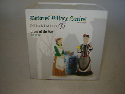 Dept 56 Dickens Village - Scent Of The Day
