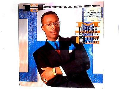 Please Hammer Don't Hurt 'Em LP (MC Hammer - 1990) EST 2120 (ID:15115)