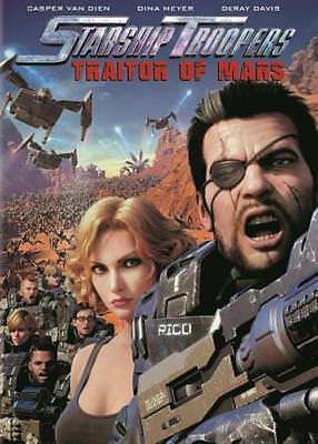 Starship Troopers: Traitor Of Mars New Dvd