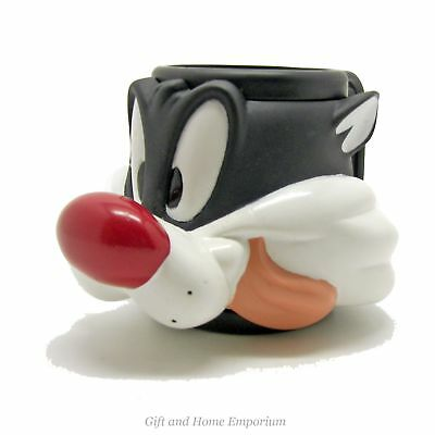 Applause ~ Looney Tunes ~ SYLVESTER Kids 3D Drinking Cup ~ Dishwasher Safe NEW