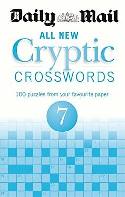 Daily Mail All New Cryptic Crosswords 7 (The Daily Mail Puzzle ... by Daily Mail