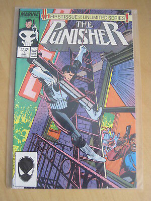 PUNISHER Vol 2, 1987 : complete run of issues 2 - 34 by BARON, JANSON etc.MARVEL