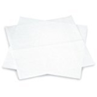 Dry Waxed Deli Paper Sheets - Paper Liners for Plasic Food Basket (100, White)