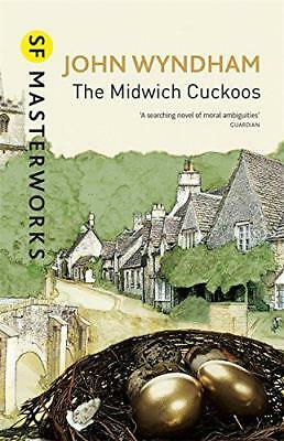 The Midwich Cuckoos (S.F. MASTERWORKS) by Wyndham, John | Hardcover Book | 97814