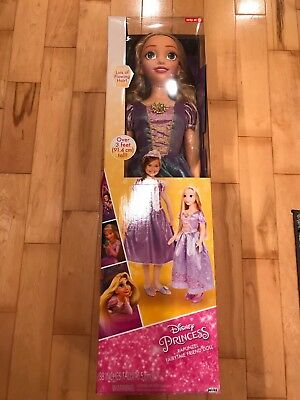 "Disney Rapunzel Life Size Doll 38"" Tall My Size BRAND NEW! Free Shipping!"