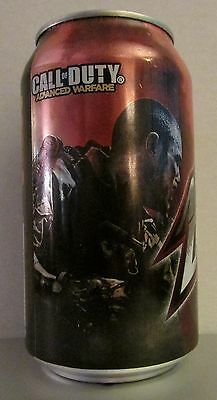 Mountain Dew COD Call of Duty Cherry Citrus Game Fuel MTN empty  soda pop can