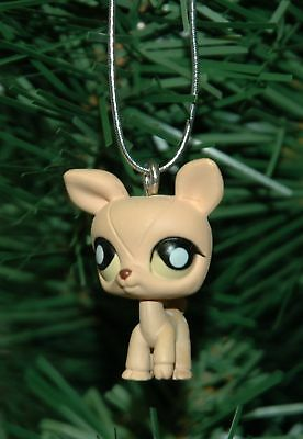 Littlest Pet Shop Baby Deer, Fawn Mini Christmas Ornament