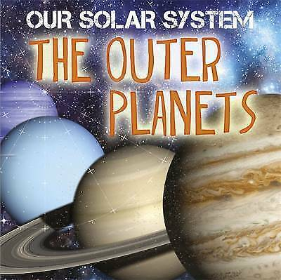 The Outer Planets (Our Solar System) by Wilkins, Mary-Jane | Hardcover Book | 97