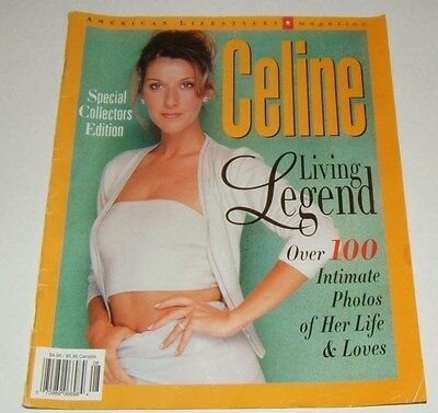 Celine Dion Special Magazine 1999