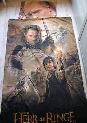 Der Herr Der Ringe Forces Of Light Bettwäsche 135x200 80x80 Hobbit