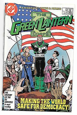 The Green Lantern Corps #210 (Mar 1987, DC)