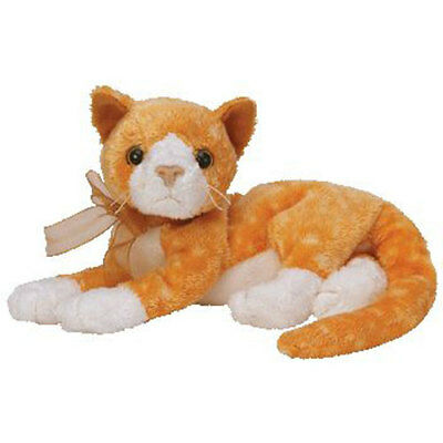 TY Beanie Baby - TABS the Cat (7.5 inch) - MWMTs Stuffed Animal Toy