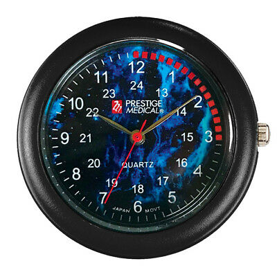 Prestige Medical Nurse Analog Stethoscope Watch Galaxy Print