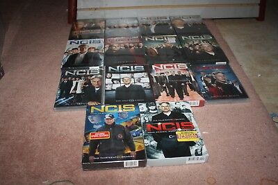 NCIS: The Complete Season 1-14 DVD *Brand New Sealed*