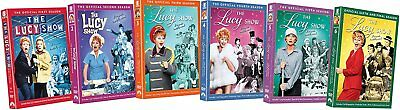 The Lucy Show: The Complete Series (DVD, 2012, 24-Disc Set) *Brand New Sealed*