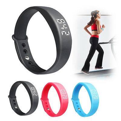 2018 Children Smart Activity Tracker Kids Pedometer Step Counter Band Watch
