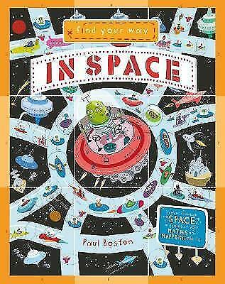 Find Your Way In Space by  | Hardcover Book | 9781784936587 | NEW