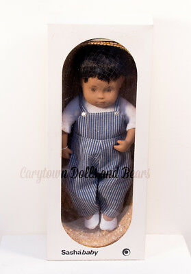 SASHA 510S Baby Denim Playsuit Vintage Doll TrendonLtd.Stockport England