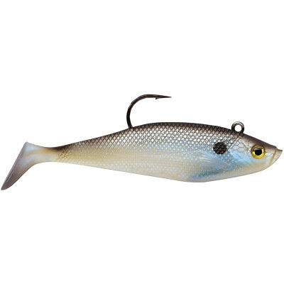 Storm WildEye Swim Shad 3-inch Fishing Lures (3-Pack) - Natural Shad