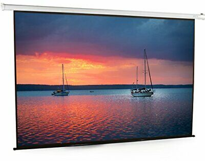 """VIVO 100"""" Electric Motorized Projector Screen with Remote 4:3 Projection HD"""